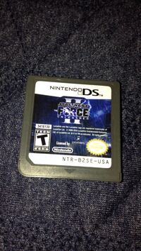 Nintendo DS The force unleashed