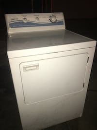 Admiral Capacity Plus White front-load clothes washer Chicago, 60646