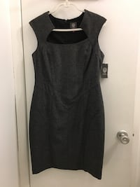 Dress Gray Vince Camuto size 10 Toronto, M6S 2R5
