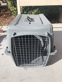 Extra large sky travel pet carrier