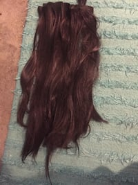 Clip on brown hair Extensions Panama City Beach, 32407
