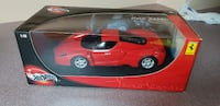 Hot Wheels 1/18 scale Diecast - 50430 Ferrari F50 Rosso Red Whitby