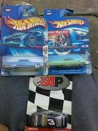 3 Hot Wheels Cars from 1999-2005 Louisville, 40212