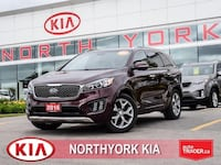 Kia - Sorento - 2016 SX Turbo Richmond Hill