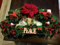 Christmas Wreath Clinton, 20735