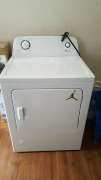 white front load clothes dryer York, 17406