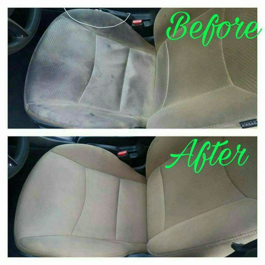 Auto carpet and upholstery cleaning