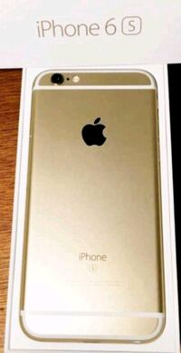 Iphone 6S color gold Madrid