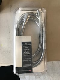 silver-colored stretchable hose Ottawa, K4A 3S4