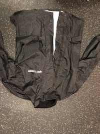 Lightweight rain shell for motorcycling. Jacket and pants Edmonton, T6L 4Y9