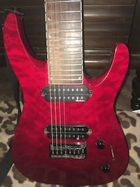 JACKSON 8 String DINKY ELECTRIC IN A COLOR U DONT FIND REALY Stockton, 95212