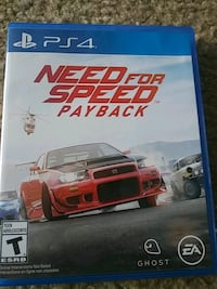 Need for Speed Rivals PS4 game case Palm Bay, 32908