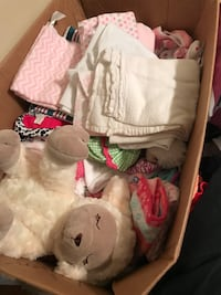 Ton of newborn and 3/6 month baby clothes and other things Sand Springs, 74063