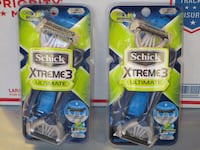 Schick Xtreme 3 Ultimate 4 pack Razors - $5 Each Hyde Park, 12601