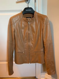 Genuine Italian Leather Jacket