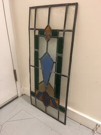 Beautiful Stained Glass Window Vancouver, V5T 4T1