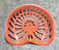 vintage cast iron tractor seats  Mississauga, L5N 8C8