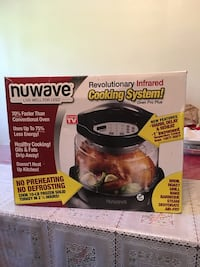 Nuwave. Cooking system Falls Church, 22042