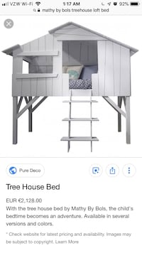 Tree house loft bed   Wappingers Falls, 12590