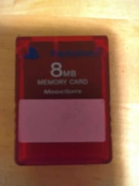 PS3 8MB Memory Card Phoenix, 85023