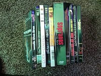 assorted Xbox 360 game cases Maryland, 20746