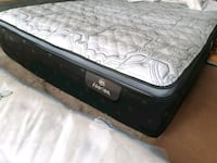 I series queen+box luxury mattress. Delivery 50$ Edmonton, T5A 4H3
