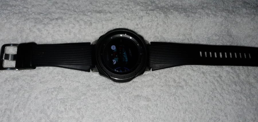 SAMSUNG GALAXY WATCH 46 MM  e206e205-0e6d-408c-bfdd-321f030e39bb
