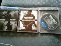 two Sony PS3 game cases Webster, 14580