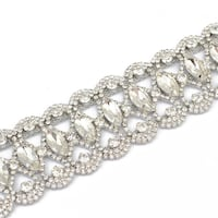 Armband strass null