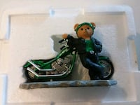 green and brown ceramic figurine Hagerstown