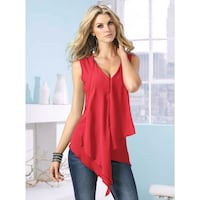 BRAND NEW, IN BAG POPPY IN THE FLOW TUNIC-1X-CUTE! Omaha, 68117