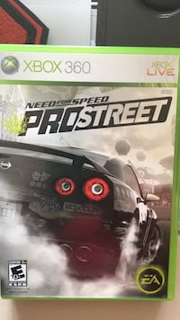 Need for Speed Rivals Xbox One game case Middletown, 07748