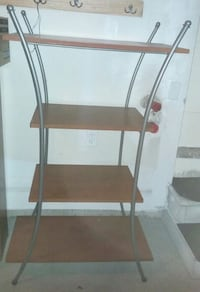 Concave shape 4 Tier Shelving Rack - Excellent condition
