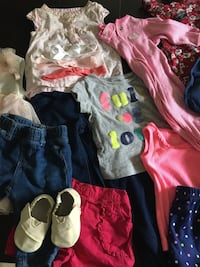 Infant 6-9 Month Clothing Lot 15+ additional items Elkhart, 46514