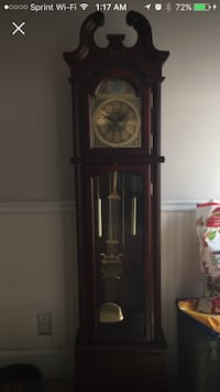 Tempus fugit grandfather clock Holyoke, 01040