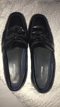 pair of black leather dress shoes Lafayette, 47909