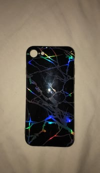 iPhone 8 holographic marble case Vaughan, L6A 2N6