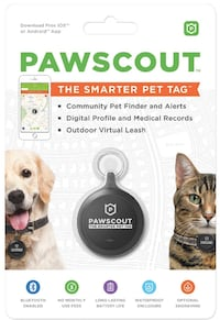 Pawscout  smarter pet tag  Norcross, 30071