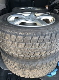 Arctic Claw Winter Tires r16 Toronto, M6A 1X4