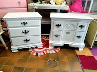 White nightstand $65 each plus tax  Spring Hill, 37174
