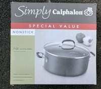 Calphalon 7 quart pot Rockville, 20853
