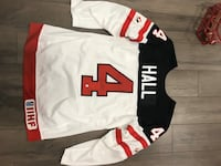 Autographed team cansda Taylor Hall jersey!  Spruce Grove, T7X 0A5