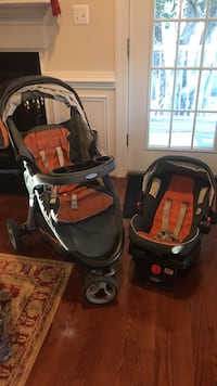 Carseat and Stroller Travel System Annandale, 22003