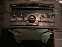 HONDA 2010 CRV CR-V STOCK RECEIVER 6 DISC CD PLAYER Boston, 02215