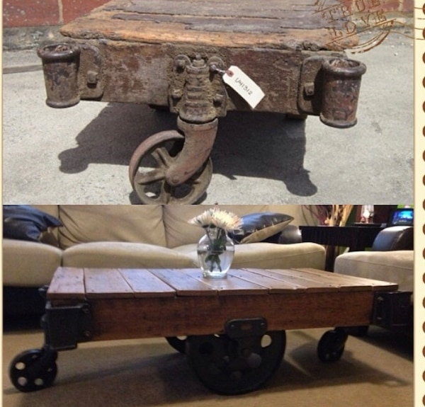 Coffee table( refurbished)