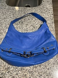 Blue Wilson Leather Handbag Manassas Park, 20111