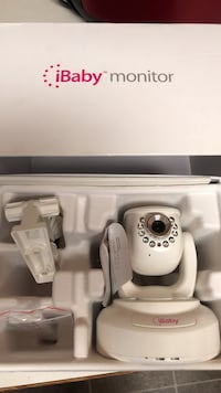 White ibaby monitor set with box Anchorage, 99507