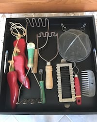 Antique/Vintage kitchen tools