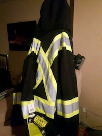 SAFETY HOODIE WITH DETATCHABLE HOOD BY FORCEFIELD Surrey, V3W 5L3