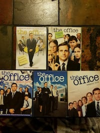 The Office DVD Seasons 1-5 Great Falls, 22066